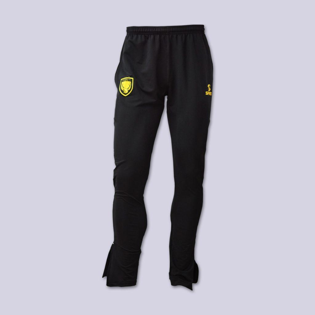 Venados Pants negro con cierre