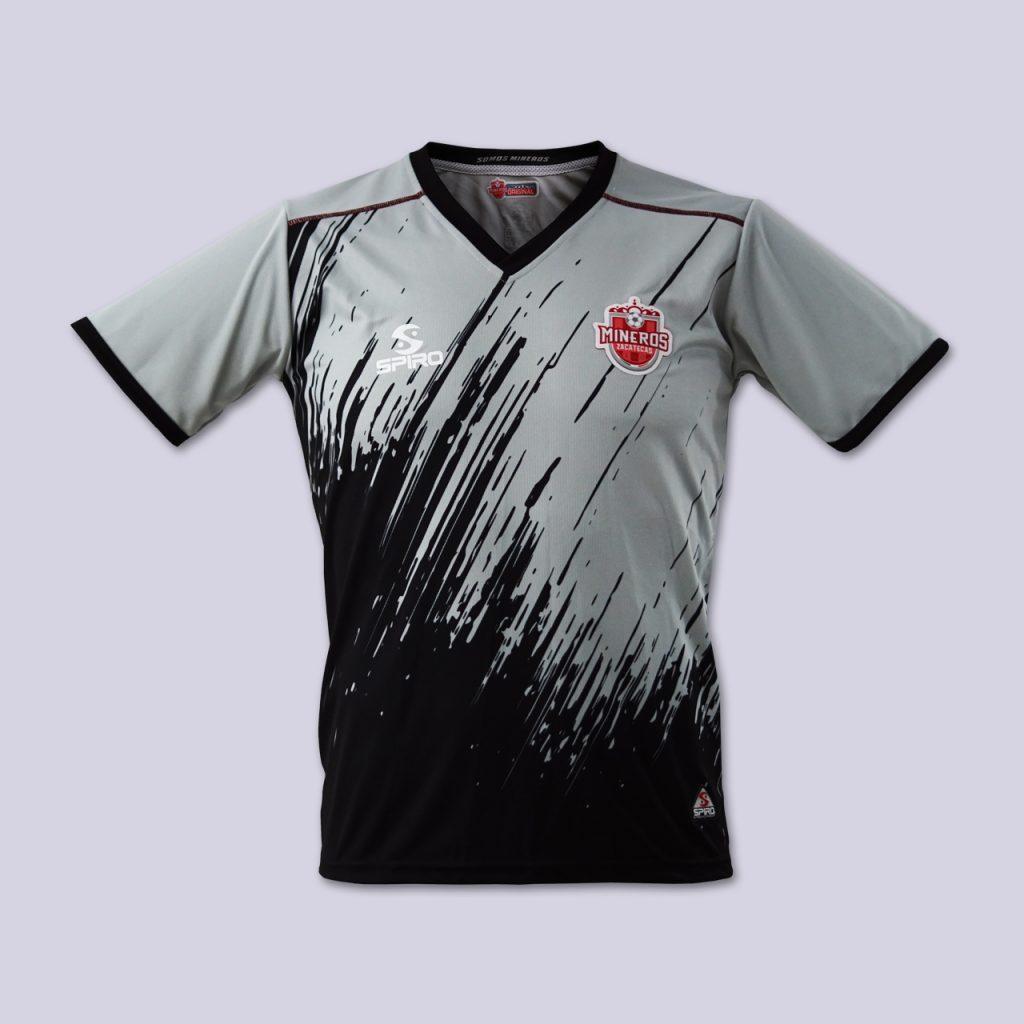 Mineros FC Gris
