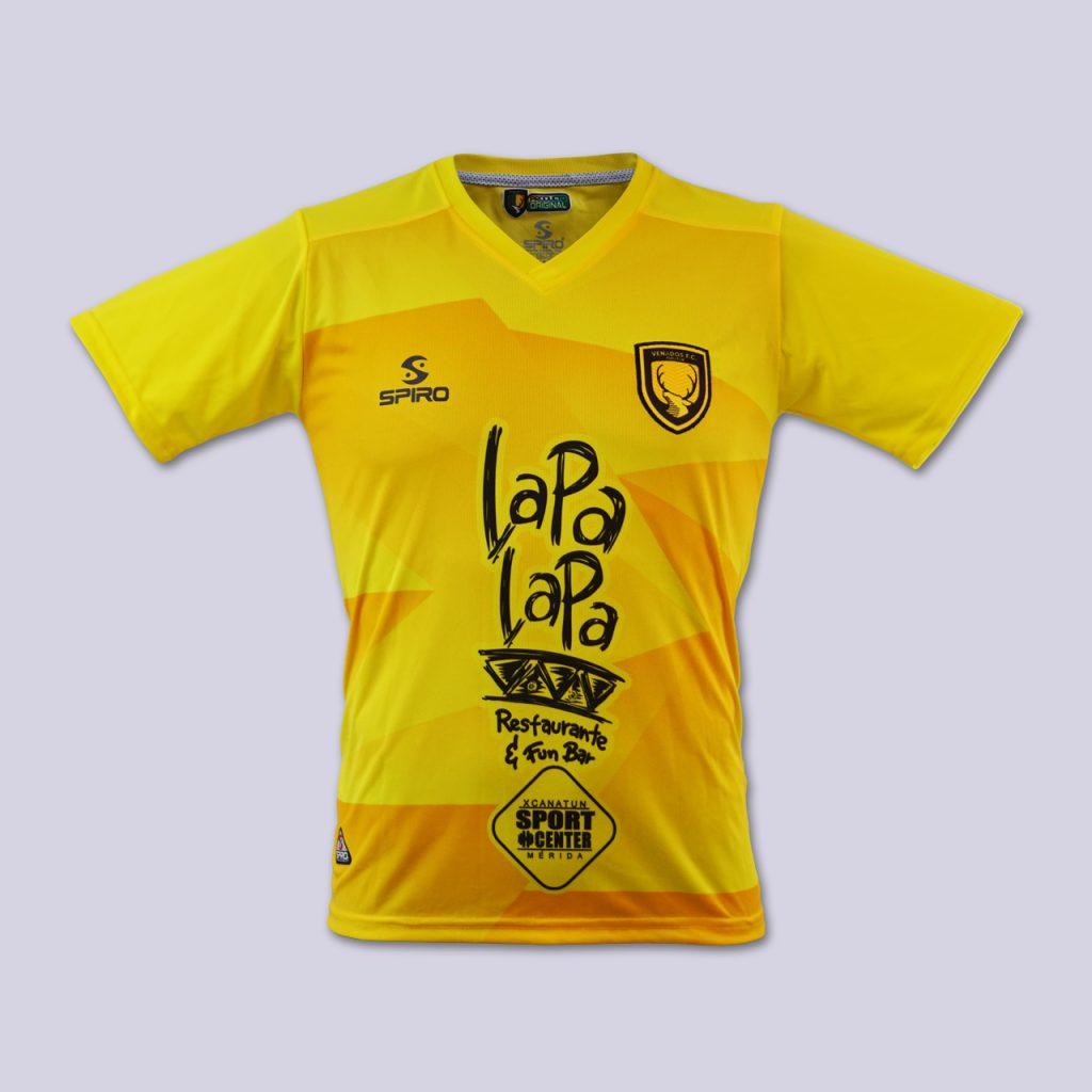Venados FC amarilla