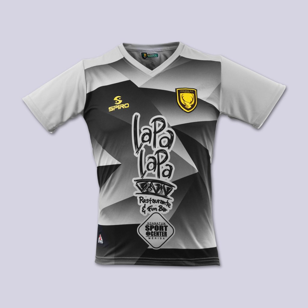 Venados FC gris